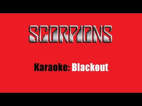 Karaoke: Scorpions / Blackout