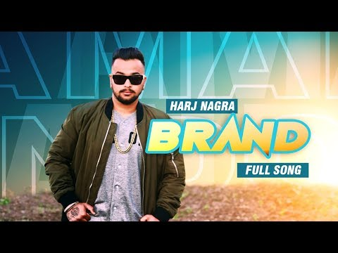 Brand | Aman Kandola | Pabi Shergill | Harj Nagra | Lyricial Video | Latest Punjabi Song 2018