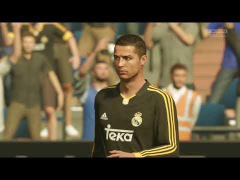 Real Madrid vs MLS All Star FIFA 17