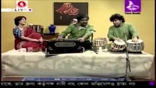 Faasle Aise Bhi Honge   Ghazal   Shom Live! On Aaj Sokaaler Aamontroney   2015 ...