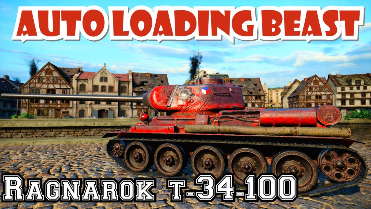 T34 matchmaking