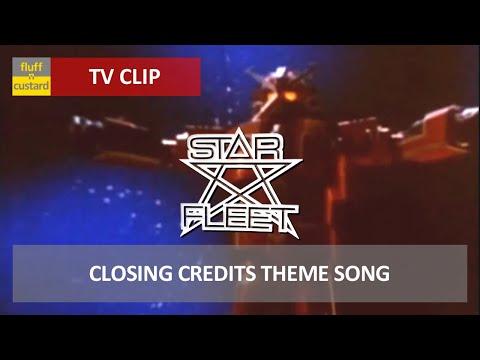 Star Fleet (1980) - Closing Credits Theme [HQ]