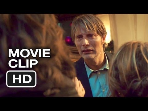 The Hunt CLIP - Look Into My Eyes (2013) - Mads Mikkelsen Movie HD