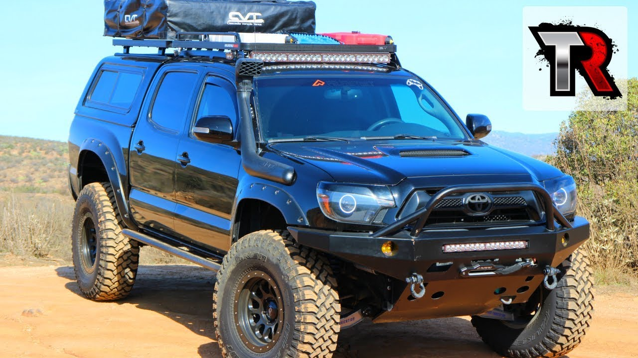 Pelfreybilt Toyota Tacoma Review - Rig Walk Around Ep. 7 ...