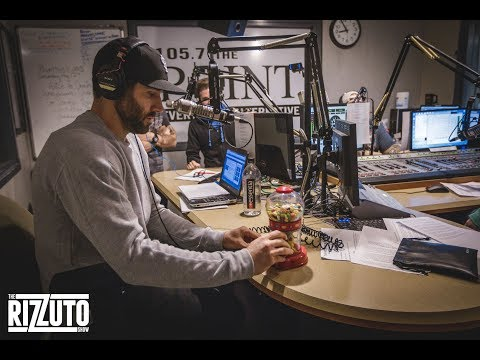Blues goaltender Carter Hutton plays Good Or Gross on the Rizzuto Show