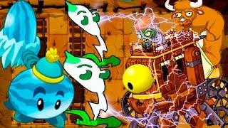 Игра Растения Против Зомби 2 смотреть прохождение от Flavios (Plants vs zombies) #29