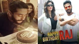 জন্মদিনে শুভশ্রীর সঙ্গে ধরা পড় রাজ!! Raj Chakraborty Birthday Gift! Subhasree update news.