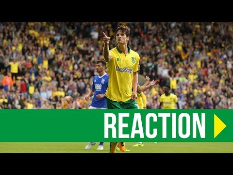 Norwich City 1-0 Birmingham City: Timm Klose Reaction
