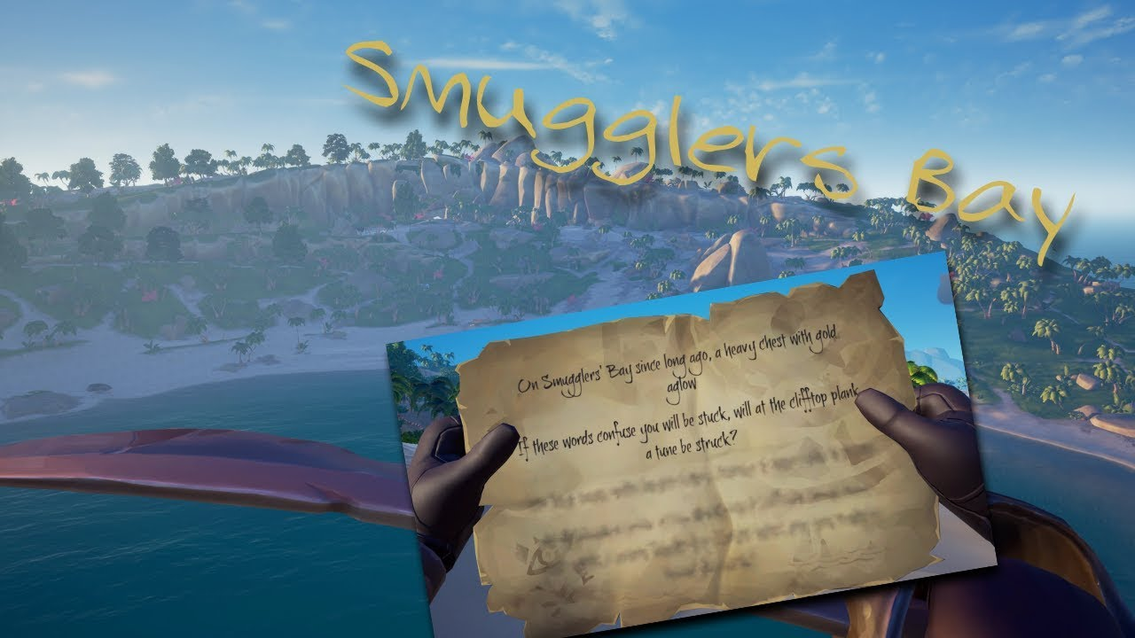 Sea Of Thieves Smugglers Bay