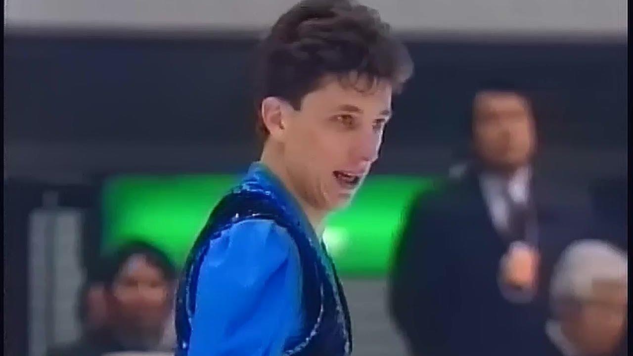 Grzegorz Filipowski 1991 NHK T...