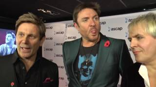 Duran Duran talk favourite music and advice for new 2017 artists