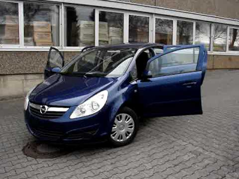 opel corsa 1 3 cdti 2007 80 tkm export price 5750 youtube. Black Bedroom Furniture Sets. Home Design Ideas