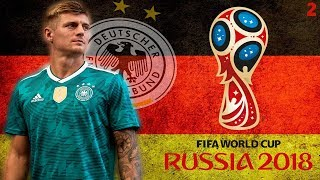 Germany World Cup Mode - Episode 2 - WHERE WE BELONG!? - Fifa 18