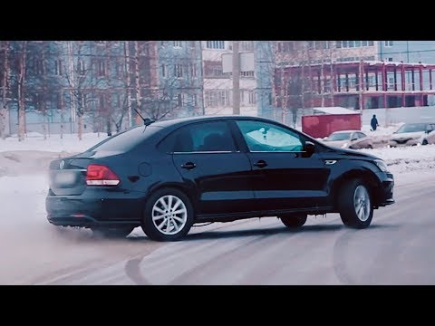 VW POLO GT 2017: Быстрее Чем Твой Таз / Тест-драйв и Обзор