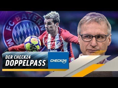 Darum ging Griezmann Bayern durch die Lappen | SPORT1 DOPPELPASS