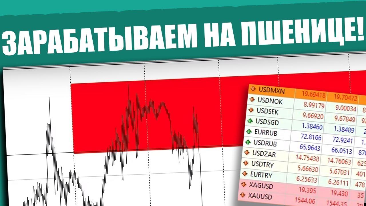 Ситуация по рынку с пшеницы. Торговые рекомендации с Александром Борских