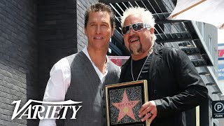 Guy Fieri - Hollywood Walk of Fame Ceremony - Live Stream