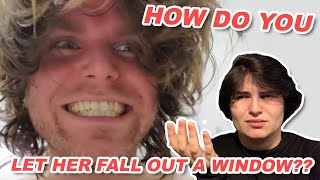 Onision Let His Daughter Fall Out Of A Window
