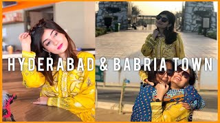 Shopping in Hyderabad & Bahria Town | Anushae Says