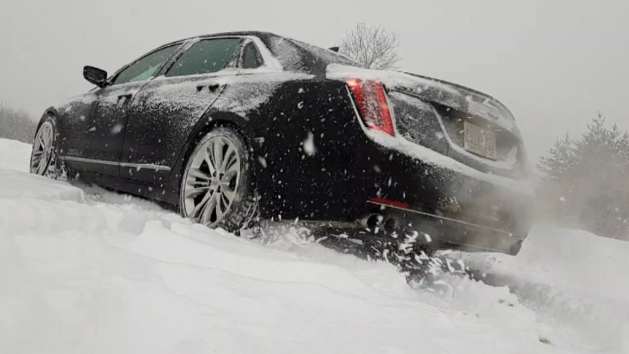 best awd for snow