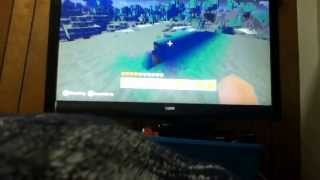 Old map In minecraft miss it so bad in the demo