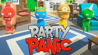 Похоже на Gang Beasts - Party Panic Мини игры