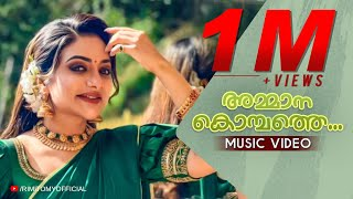 Ammana Kombathe Music Video | Rimi Tomy | Ronnie Raphael