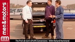 The Pro's & Con's Of LPG Conversions - With Richard Hammond