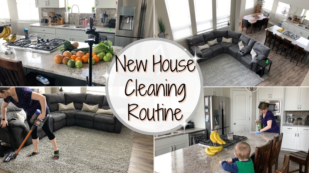 New House Cleaning Routine Cleaning Motivation Sahm Cleaning Routine