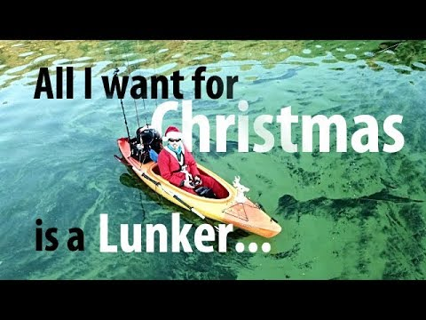 All I want for Christmas is a Lunker...