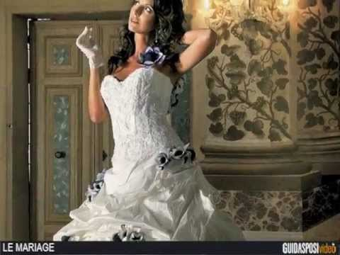 Abiti Da Sposa Modena.Le Mariage Abiti Da Sposa Modena Youtube