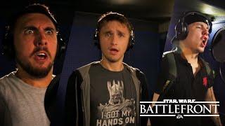 Кто озвучил русский Star Wars Battlefront