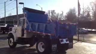 International 4700 Dump Truck For Sale