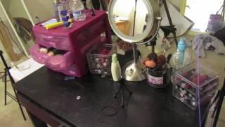 HOW TO film a youtube video like makeup tutorial guru