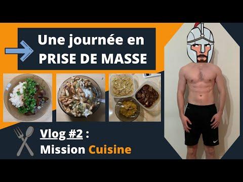 prise-de-masse-ectomorphe-:-une-journée-cuisine-avec-moi-✔️-(recettes,-repas,-cuisine)-💪-vlog#2