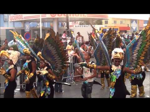 Curaçao carnival in Otrobanda feb 2013