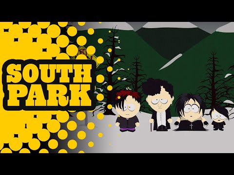Goth Kids Intro  South Park