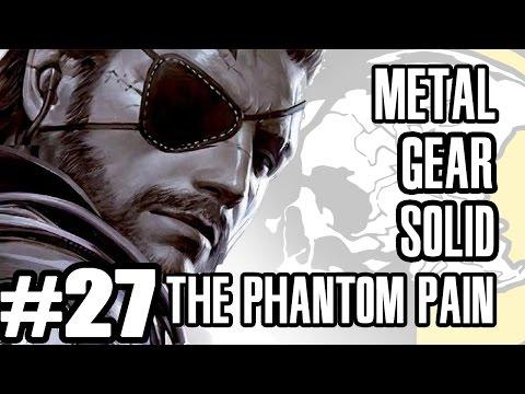 Metal Gear Solid V - The Phantom Pain (Part 27)
