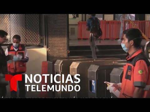 México, país con más muertes por COVID-19 en América Latina | Noticias Telemundo