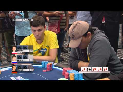 Dominik Panka's Barcelona Bluff & Poker Strategy | PokerStars
