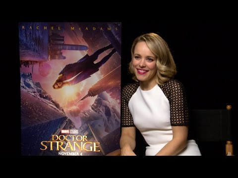 Interview with Rachel McAdams