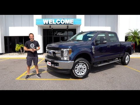 Is the 2019 F-250 Super Duty STX the BEST VALUE work truck to BUY?