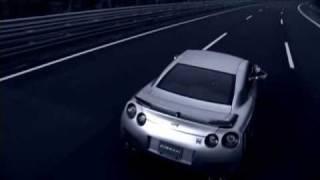 日産 GT-R プロモーションビデオ 03/21