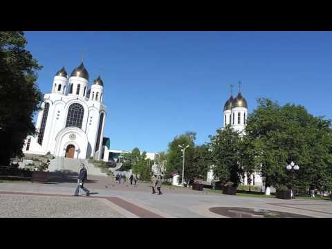 Калининград Königsberg Площадь Победы