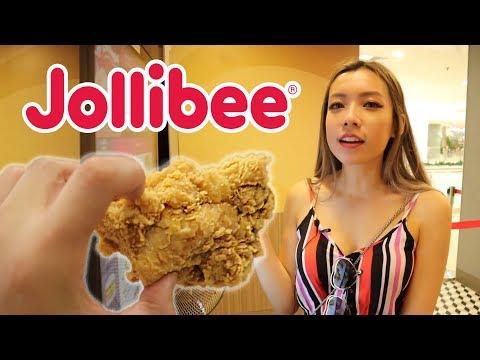 Our NEW Favourite Chicken Restaurant | JOLLIBEE