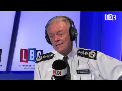 Bernard Hogan-Howe On Foiled Terror Attacks