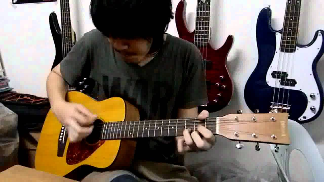 white blue studio test yamaha fg junior jr 1 youtube