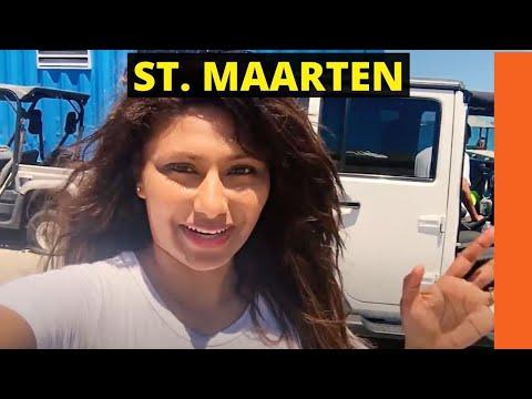 St. Maarten Vlog 1 | SHAFEENTV