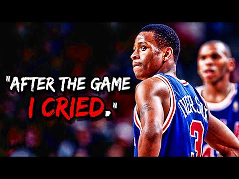 "7 NBA Legends Answer ""Who was the 1st Player to Bust Your #%#"""