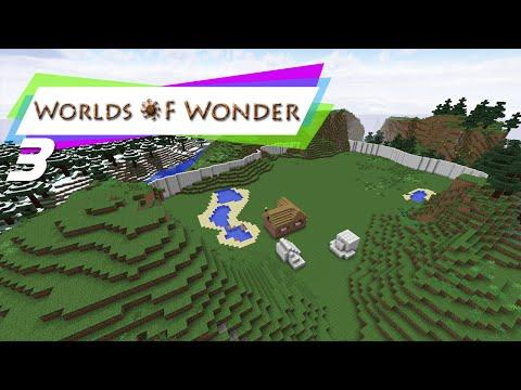 Wyntr Loves| Worlds of Wonder |3| Construction Progress